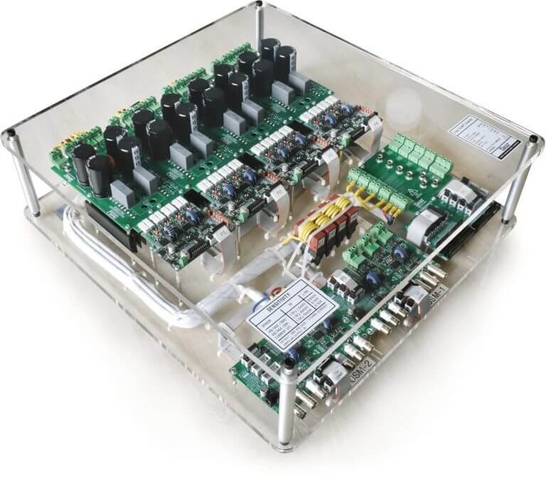 4 Phase NPC Inverter