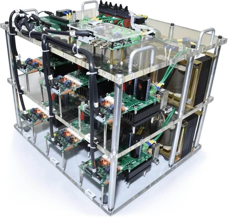 3 Phase CT-MC (Custom Topology)
